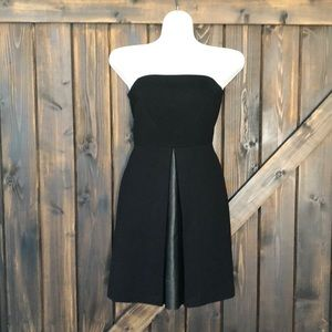 Strapless dress made by Bailey 44 size medium